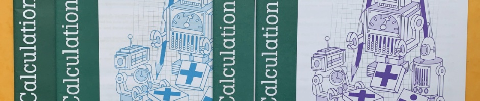 Written Calculation Books for Divsion and Multiplication of KS2
