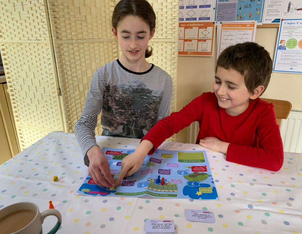 Plants and Photosynthesis Topic Game from Oaka Books