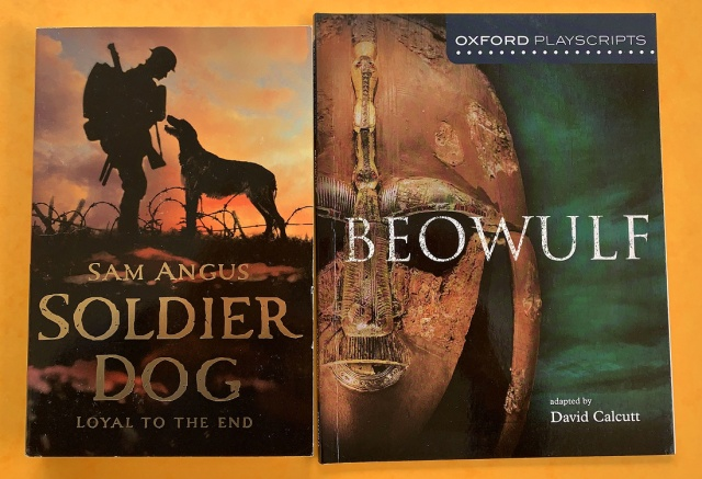 Soldier Dog and Beowulf