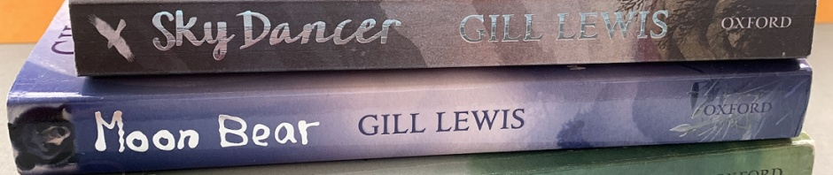 Books written by the author Gill Lewis